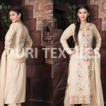 Puri Textiles Mid Sumer Dresses Collection 2014 1