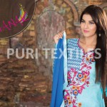 Puri Textiles Mid Sumer Dresses Collection 2014 2