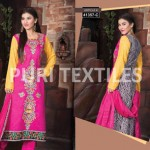 Puri Textiles Mid Sumer Dresses Collection 2014 8