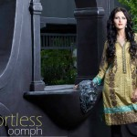Rabea Kurti Collection 2014 By Shariq Textile 10
