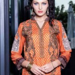 Rabea Kurti Collection 2014 By Shariq Textile 4
