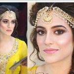 Recent Pakistani Wedding Makeup Variety 2014 (1)
