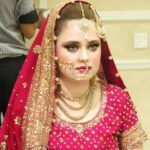 Recent Pakistani Wedding Makeup Variety 2014 (3)