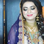 Recent Pakistani Wedding Makeup Variety 2014 (5)