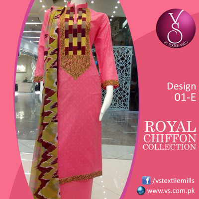 Royal Chiffon Collection BY VS Textile 3