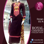 Royal Chiffon Collection BY VS Textile 5