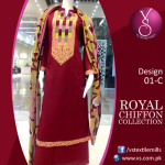 Royal Chiffon Collection BY VS Textile 7