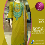 Royal Chiffon Collection BY VS Textile 9
