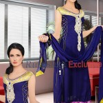 Rubashka Fashion New Party Wear Frocks Collection 2014 10