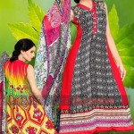 Rubashka Fashion New Party Wear Frocks Collection 2014 13