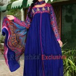 Rubashka Fashion New Party Wear Frocks Collection 2014 6