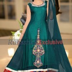 Rubashka Fashion New Party Wear Frocks Collection 2014 7