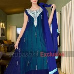Rubashka Fashion New Party Wear Frocks Collection 2014 9