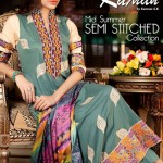 Rujhan Best Cool Summer Suits 2014 For Ladies (6)