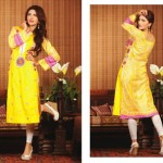 Sahil Kurti Collection By Shariq Textile 2014-15 8