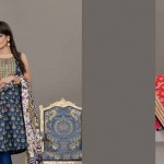 Sana & Samia - Mid Summer Cotton Collection by Lala. 11