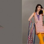 Sana & Samia - Mid Summer Cotton Collection by Lala. 3