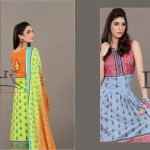 Sana & Samia - Mid Summer Cotton Collection by Lala. 5