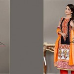 Sana & Samia - Mid Summer Cotton Collection by Lala. 6