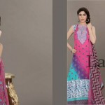 Sana & Samia - Mid Summer Cotton Collection by Lala. 7