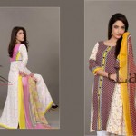 Sana & Samia - Mid Summer Cotton Collection by Lala. 9