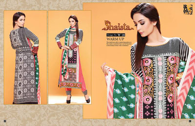 Shaista.cloth Eid Dresses Collection 2014 22