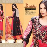 Shaista.cloth Eid Dresses Collection 2014 6