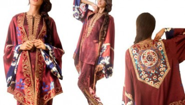 Shamaeel Ansari Eid Dresses Collection 2014 5