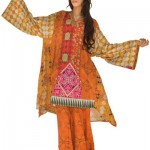 Shamaeel Ansari Eid Dresses Collection 2014 8