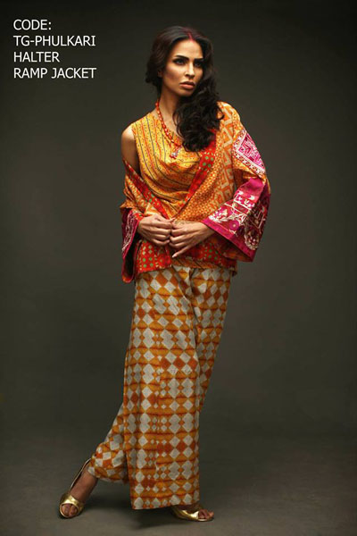 Shamaeel Ansari Eid Dresses Collection 2014