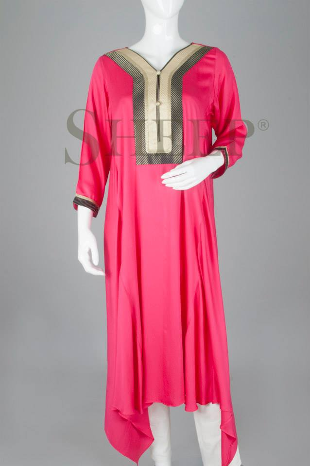 Sheep Mid Summer Dresses Collection 2014 3