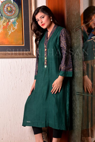 Shirin Hassan  Eid Collection 2014 5