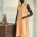 Shirin Hassan Eid Wear Dresses Collection 2014 11