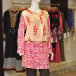 Shirin Hassan Eid Wear Dresses Collection 2014 15