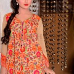 Shirin Hassan Females Special Eid Occasion Modern Outfits 2014 (1)