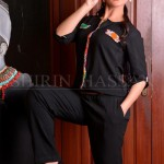 Shirin Hassan Females Special Eid Occasion Modern Outfits 2014 (2)
