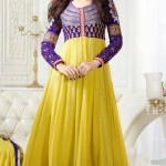 Special Night Anarkali Clothes Collection 2014 (6)