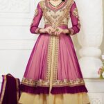Special Night Anarkali Clothes Collection 2014 (1)