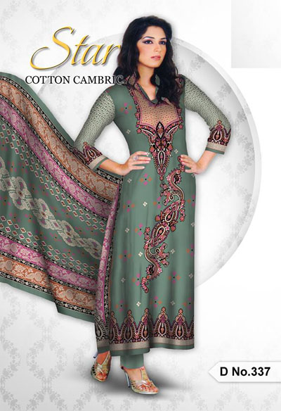 Star Cotton Cambric Females Garments Selection 2014-15 (2)