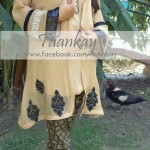 Taankay New Eid Dresses Collection 2014 5