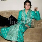 Tassels Eid Party Wear Dresses Colection 2014
