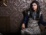 Tassels Eid Party Wear Dresses Colection 2014 3