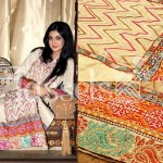 Tassels Eid Party Wear Dresses Colection 2014 5