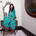 Tassels Eid Party Wear Dresses Colection 2014 6