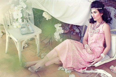 Tena Durrani Eid-ul-Azha Collection 2014 1