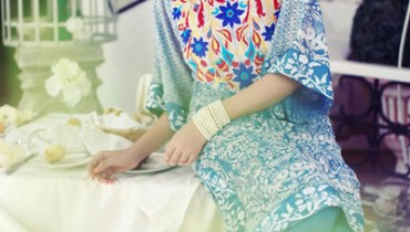 Tena Durrani eid-lul-Azha Dresses Collection 2014 1