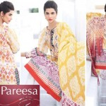 Trendy Pareesa Bakra Eid Have on Outfits 2014 by Chen One (3)