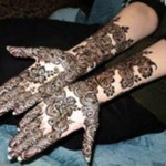 Wonderful Style Eid-Ul-Azha Mehndi Selection 2014 For Females (3)