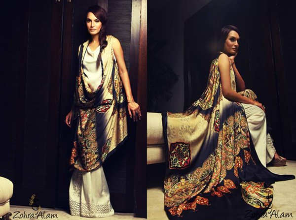 Zohra Alam New Season Selection 2014 For Females (2)