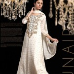 Zunaira's Lounge Party Wear Dresses Collection 2014 4